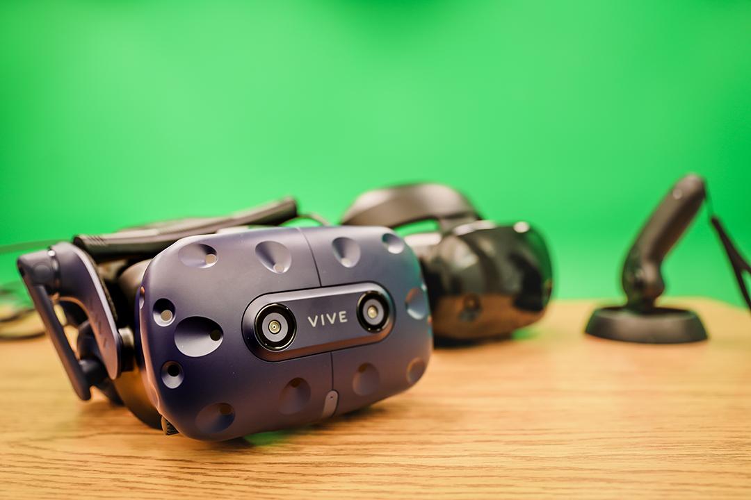 virtual reality gear