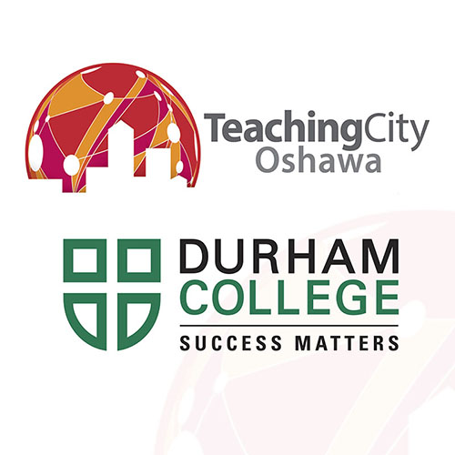 teaching city oshawa logo
